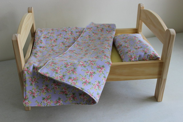 Doll bed 2