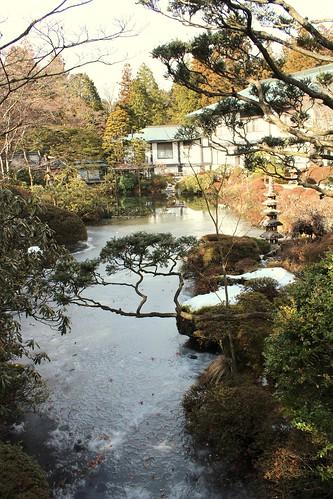 Nikko Toshogu garden11