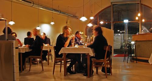 Interieur Restaurant De Jong