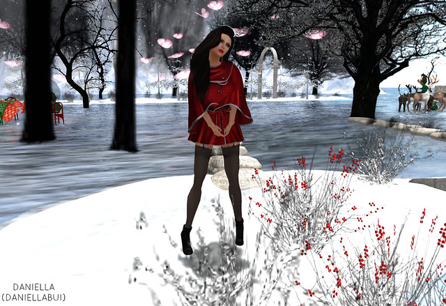 Second Life Christmas