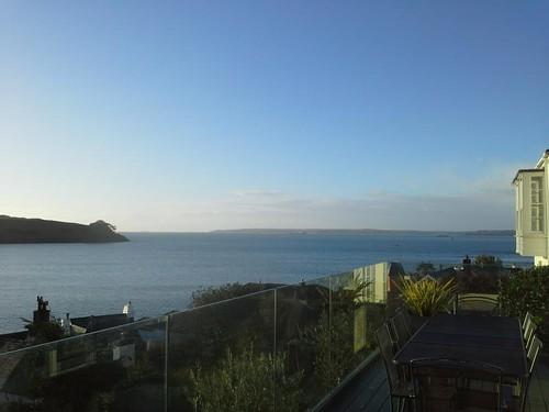 St Mawes  Cornwall Roseland Peninsula