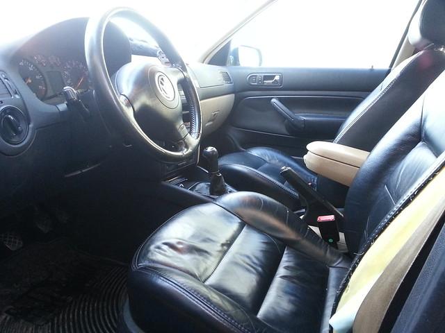 2000 Vw Jetta Vr6 Interior Swap Flickr Photo Sharing