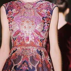 Valentino couture 2013. Regardless if its embellishment, embroidery, beading or sequins get your hands on something detailed for 2013. x