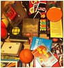 January 10: Assortment of childhood games