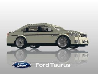 Ford Taurus - Mk VI - 2010