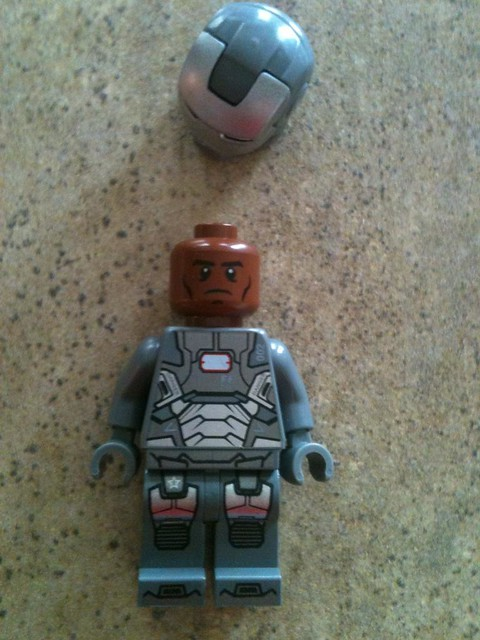 LEGO Marvel Super Heroes War Machine | Flickr - Photo Sharing!