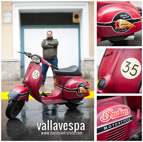 vallavespa by DANiMANTiS