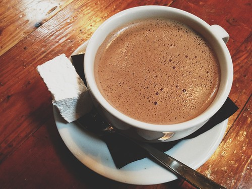 Hot chocolate at Hot Chocolate by YF [ yffoto ]