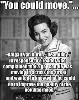Dear Abby RIP