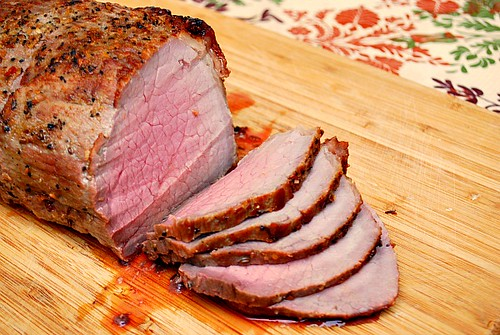 Perfect Sunday Roast Beef