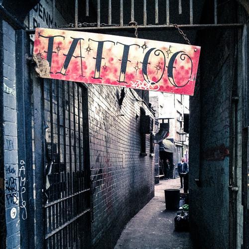 tattoo alley parlour