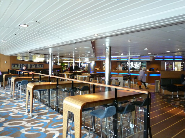 Stena Line - On Board Lounge