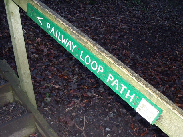 Railway Loop Path