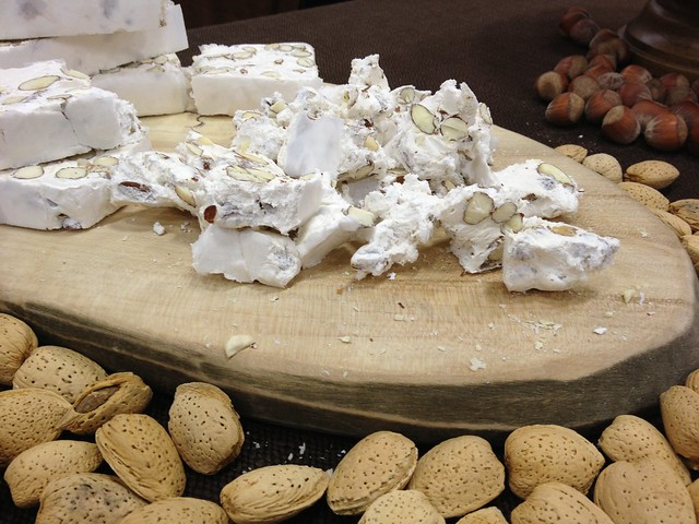 California nougat from daelia's