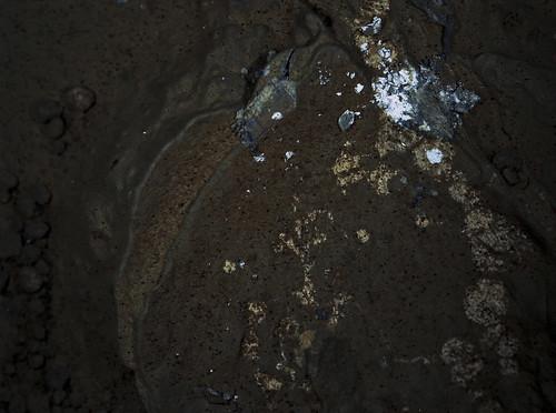 "CURIOSITY - MAHLI sol 165 ""Sayunei"" target"