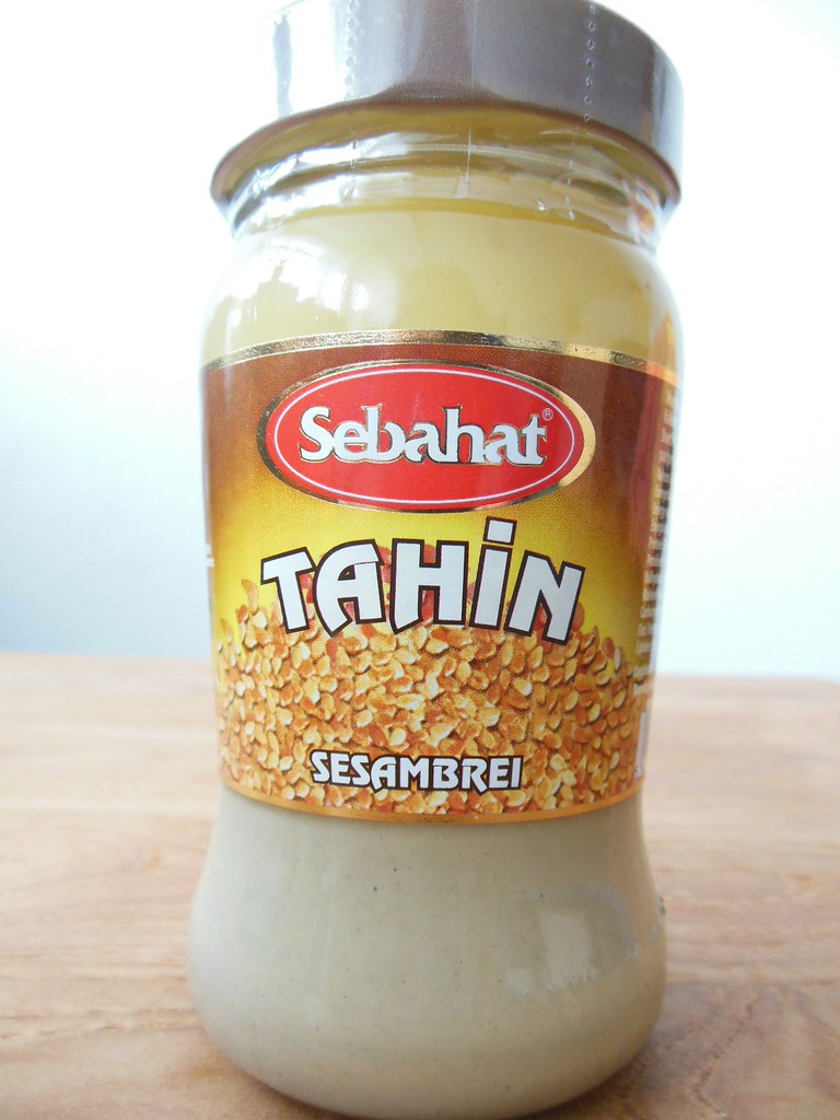 Tahini Sesame Paste (Amazon US)