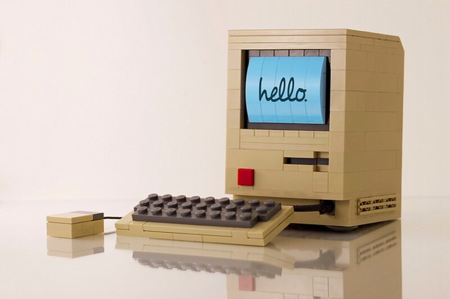 Lego Macintosh for the rest of us