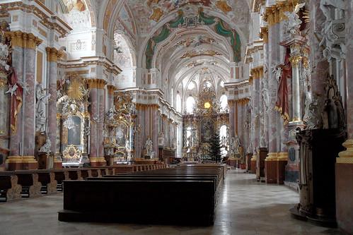 Kloster Fürstenfeld - Klosterkirche