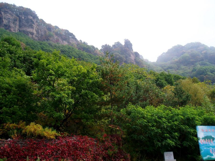 Huanren14Wunushan fortress