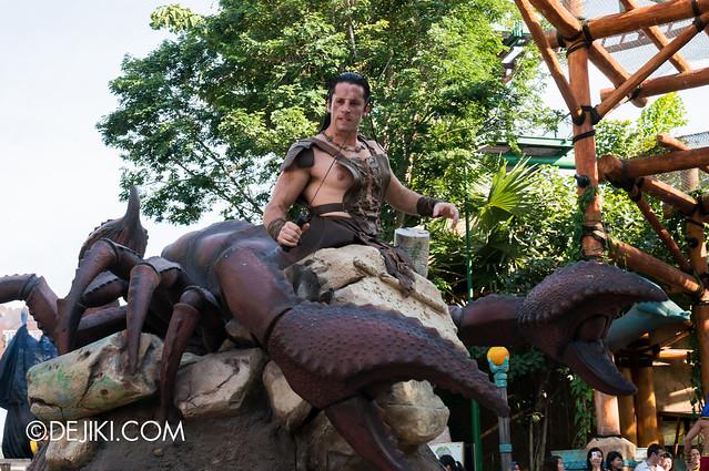 Hollywood Dreams Parade - Ancient Egypt / Scorpion King 2