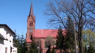 Kościół w Jarnołtówku