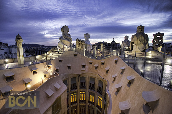 La Pedrera / Casa Milà, Barcelona