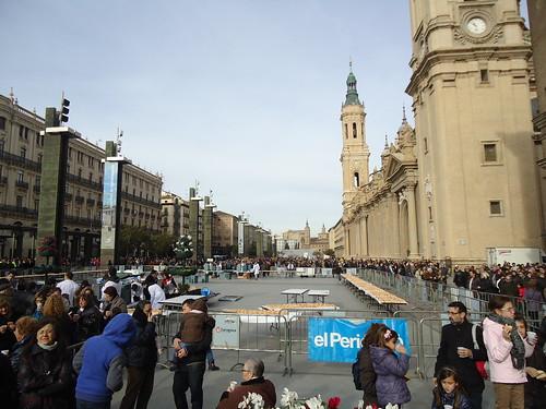 Zaragoza | Roscón de San Valero