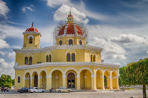 Church in Colon Cemetery, Havana, Cuba by toryporter (back... never catching up!)