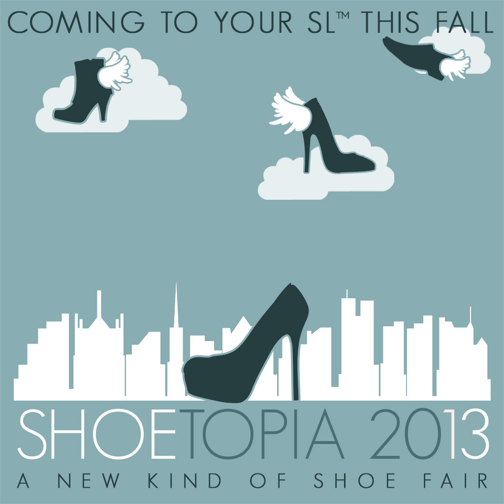 SHOETOPIA is Coming!
