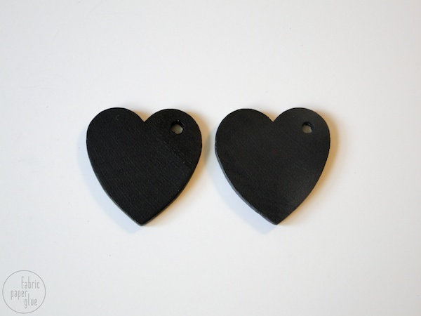 Wood Heart Napkin Ring - ONE