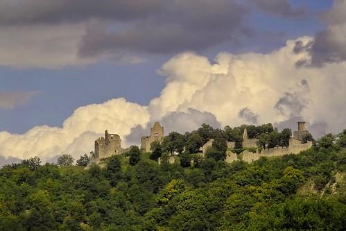 Castle Ruin Homburg