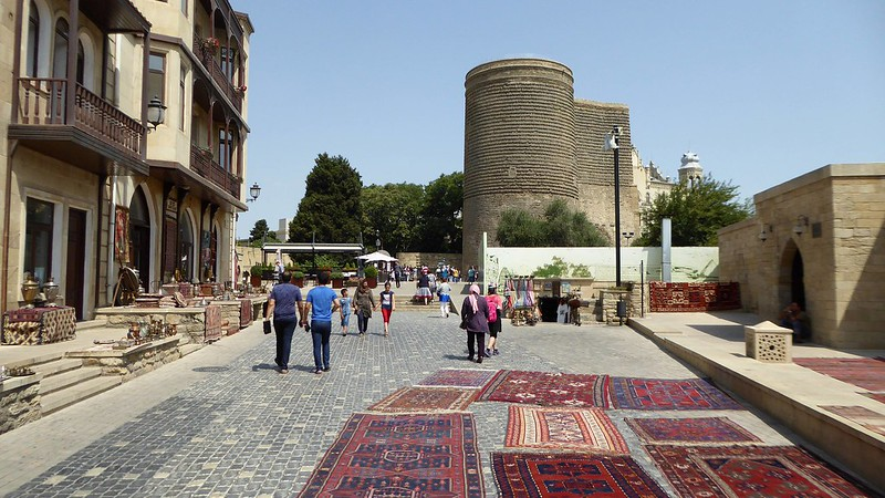 Baku, AZERBAIJAN, August 2016
