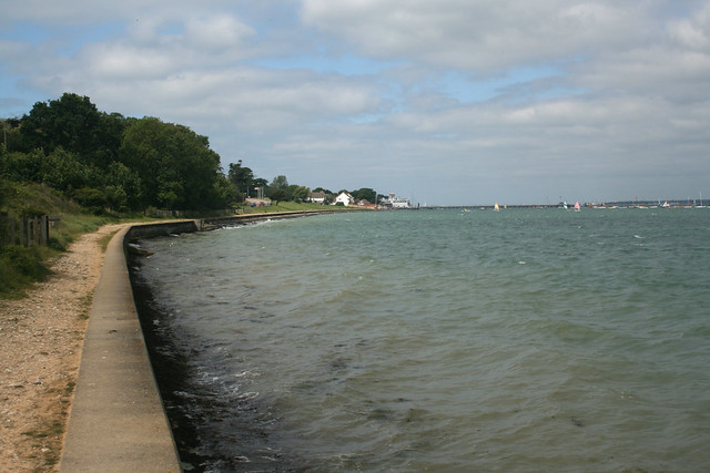 Bouldnor, Isle of Wight