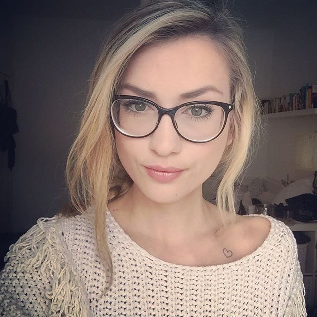 Sexy Girls With Glasses - A Gallery On Flickr-9630