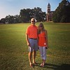Tagged! Never get tired of coming back to Tigertown. Looking forward to first home game. #gotigers