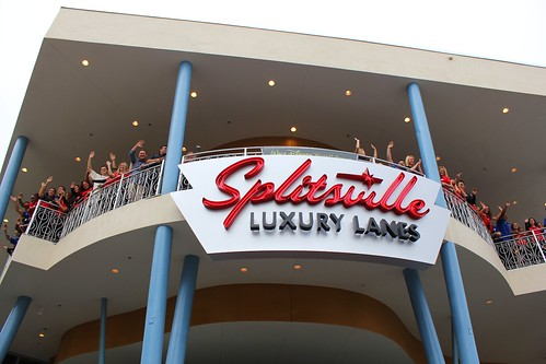 Splitsville at Walt Disney World Downtown Disney