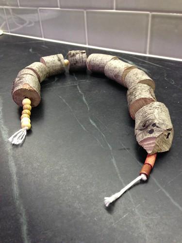 Ezra's snake