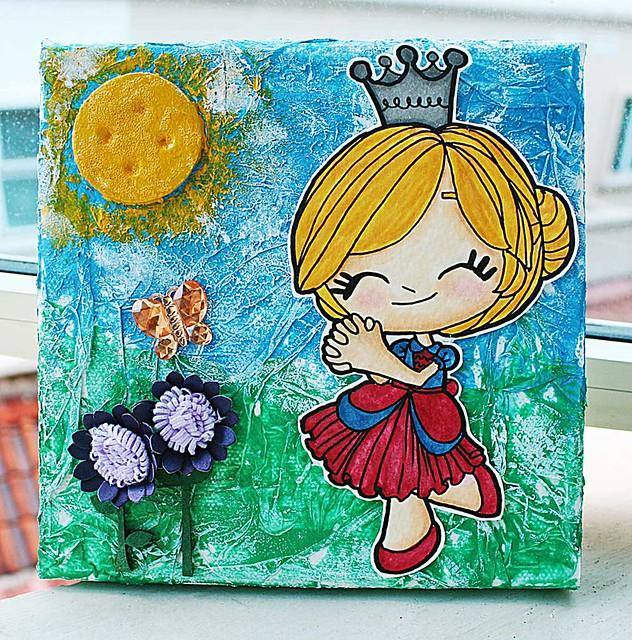 Princess-canvas