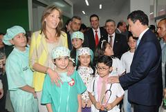 Inauguración Hospital Infantil Concejo de Medellín