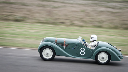 2012 Goodwood Revival: BMW 328 by 8w6thgear