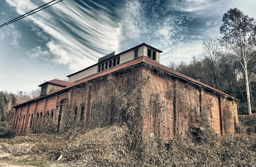 Muscoda #4 Engine House