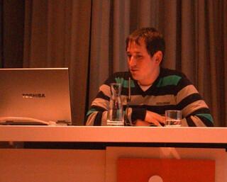 Hablando en Zaragoza