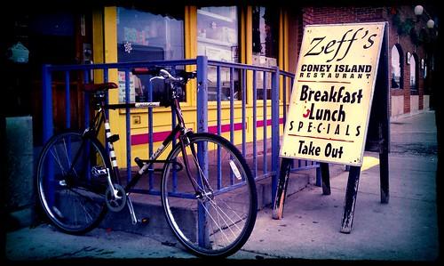 Nirve Wilshire City Bike