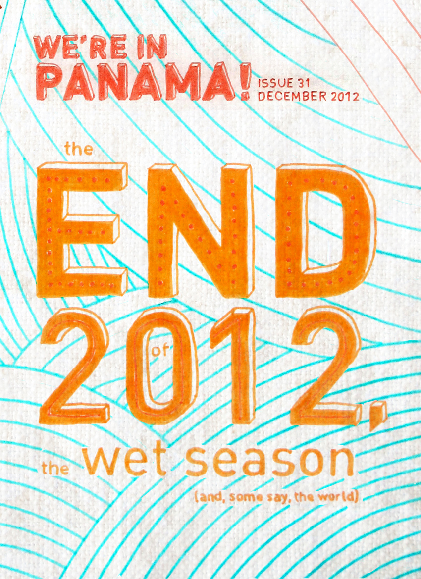 We're in Panama, issue 31