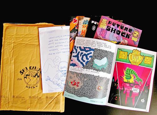 Sky Canyon Mail! by det.roc.boi