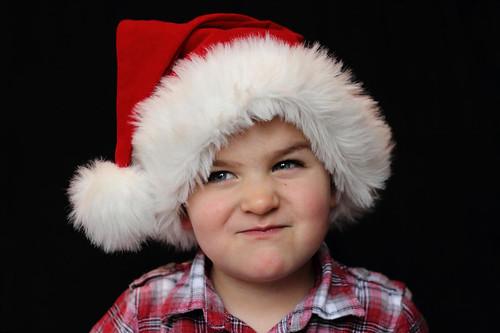 Silly Santa