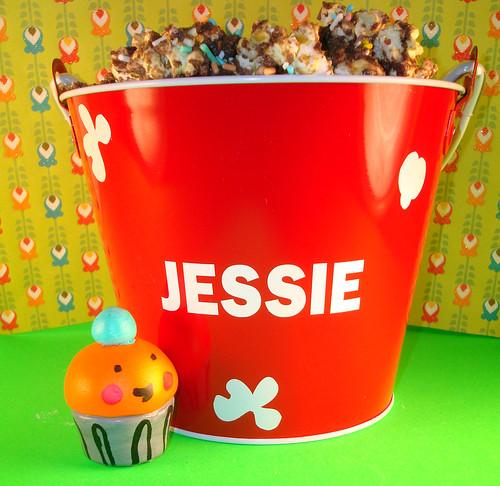 Brownie Popcorn!