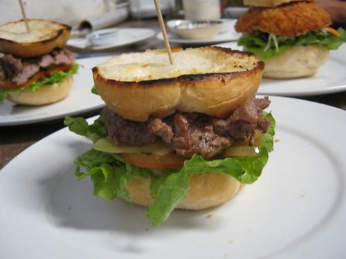 steak sandi