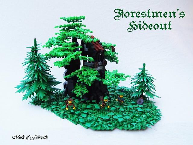 CCCX Forestmen's Hideout (6064) Redux