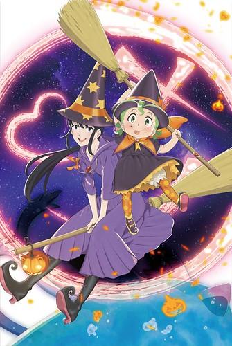 121222 – 改編漫畫家「ひらりん」現代魔女姊妹生活的劇場版《魔女っこ姉妹のヨヨとネネ》將在2013年上映!